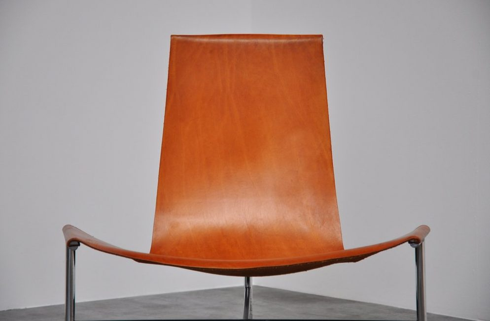 William Katavolos T-Chair for Laverne international USA 1952