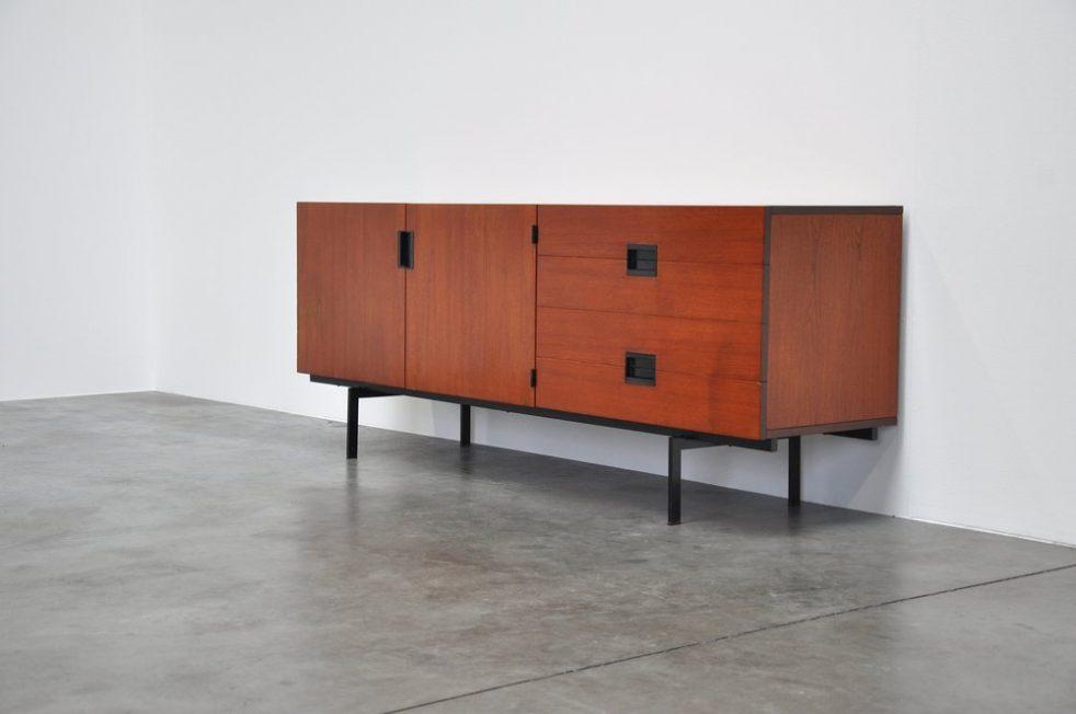 Pastoe sideboard DU-04 by Cees Braakman 1958