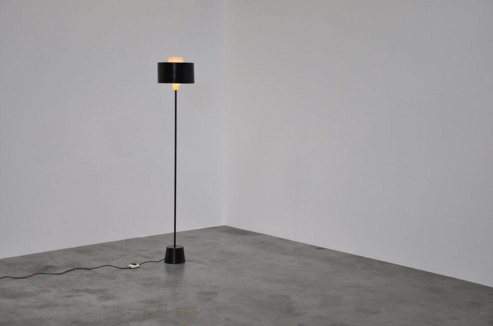 Gaetano Sciolari Stilnovo floor lamp, Italy 1954