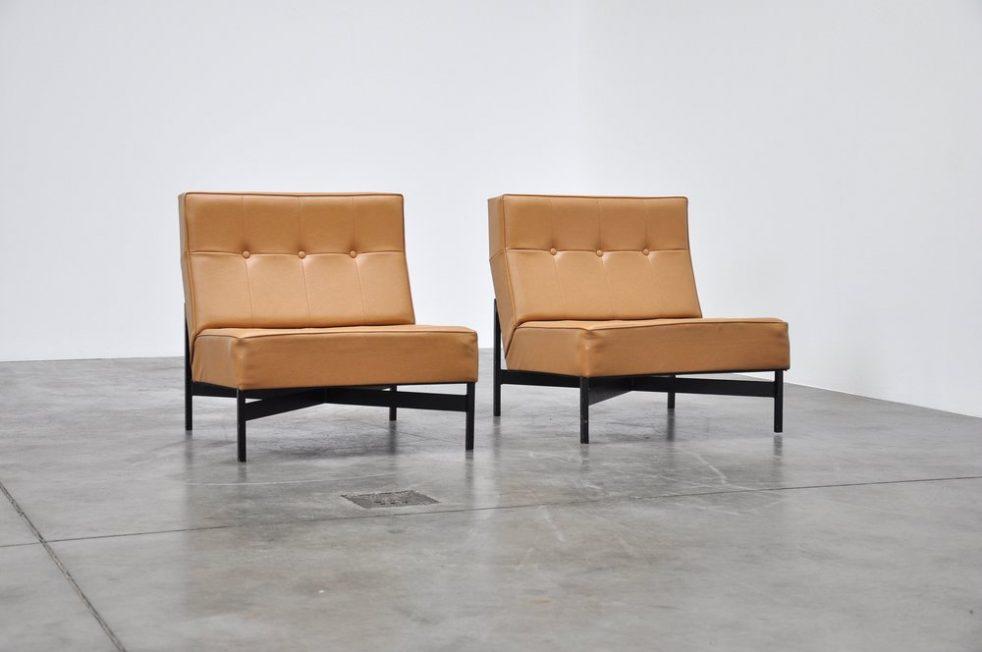 Wim den Boon modernist chairs 1965