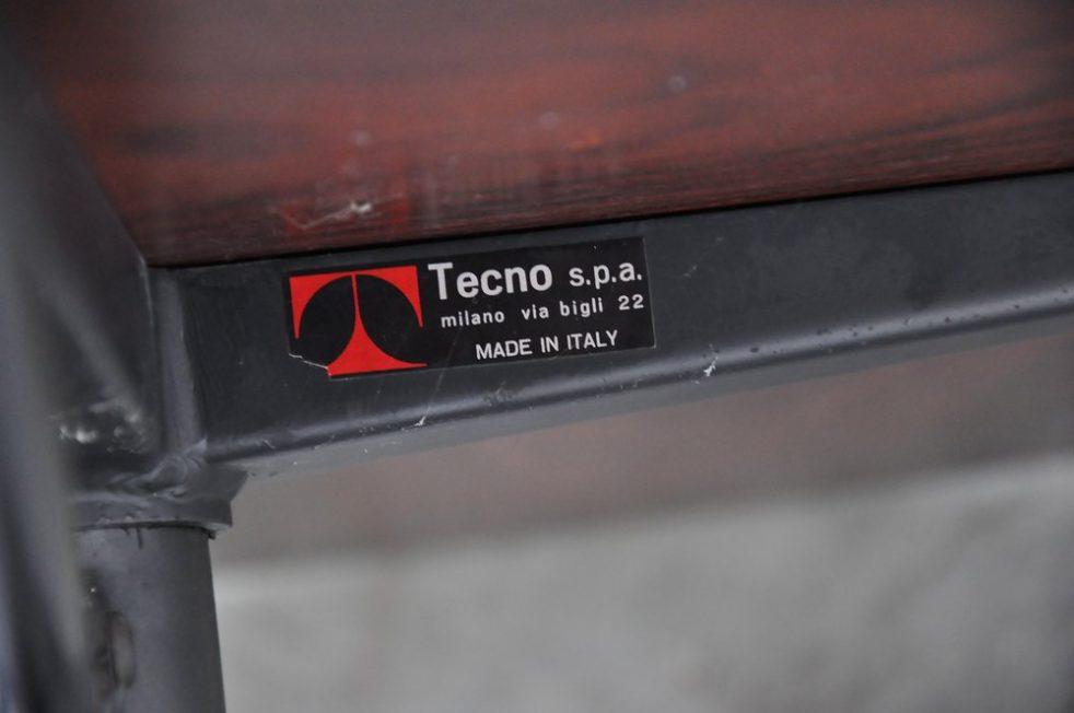 Osvaldo Borsani table by Tecno, Italy 1954