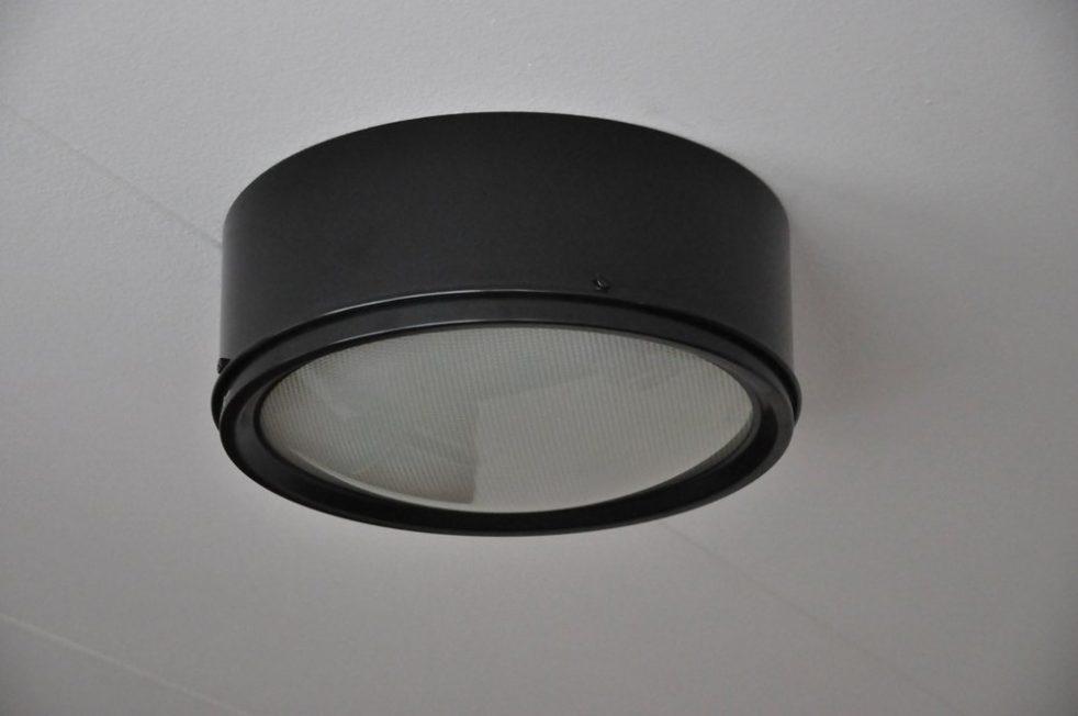 Gino Sarfatti Arteluce 3055 ceiling lamp 1962