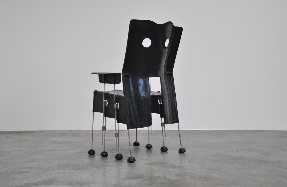 Gaetano Pesce Greene street chair Vitra 1984