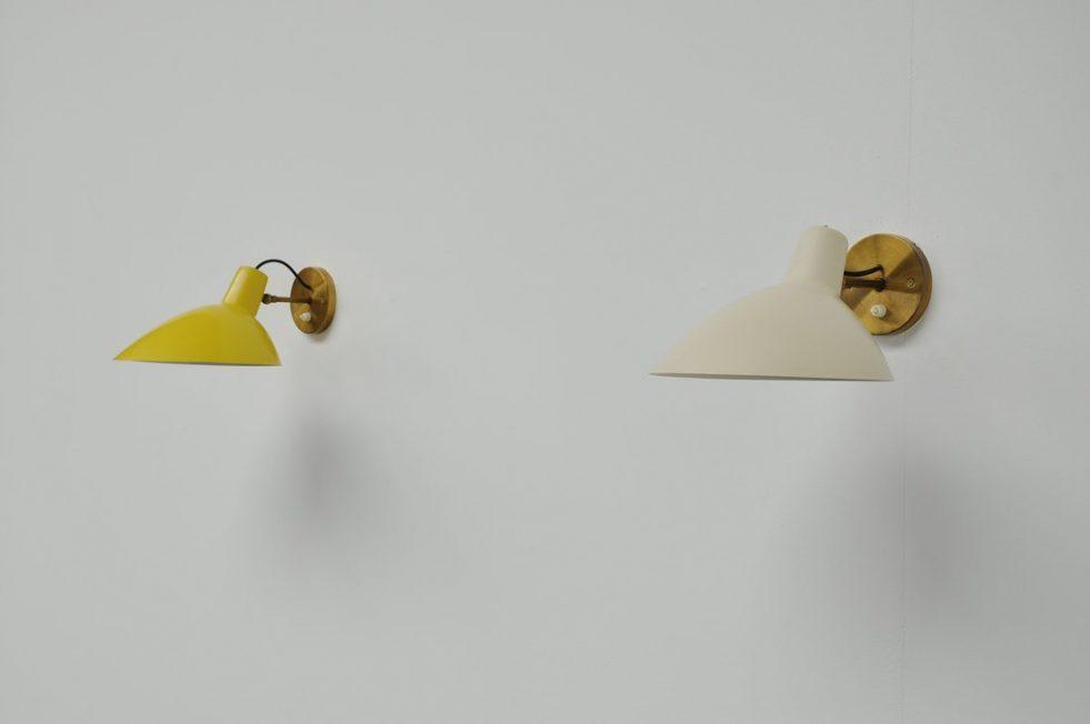 Arteluce Vigano sconces pair 1950