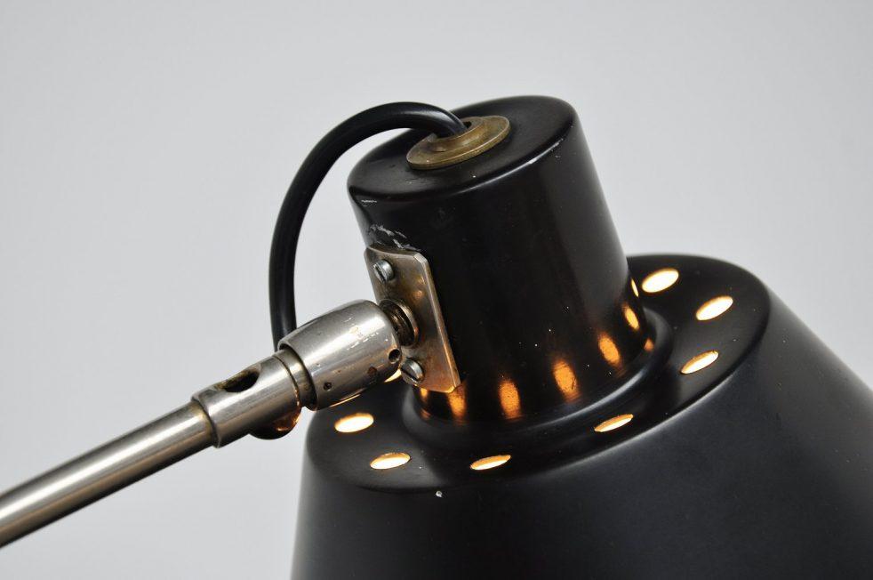 Fillekes Magneto floor lamp Artiforte 1954