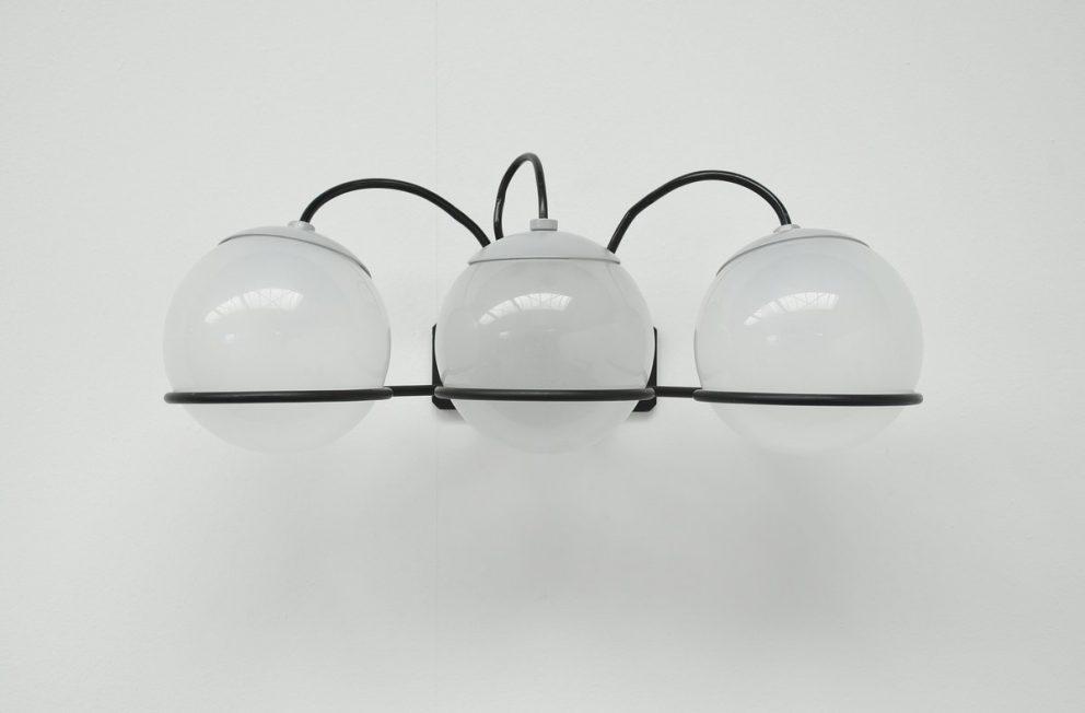 Gino Sarfatti Arteluce pair sconces Mod. 237/3, 1960