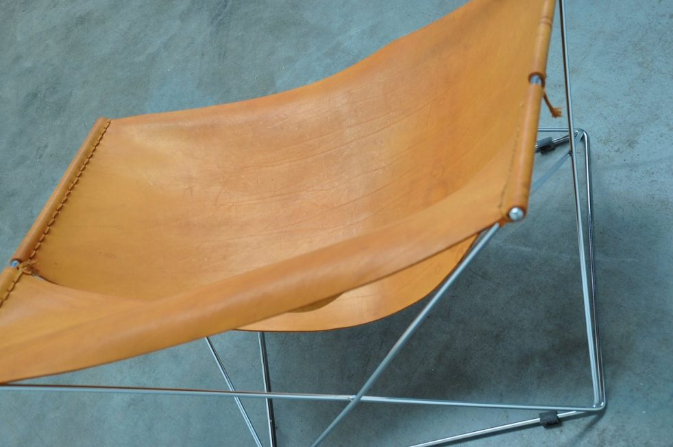Pierre Paulin Butterfly chair F675 for Artifort 1963