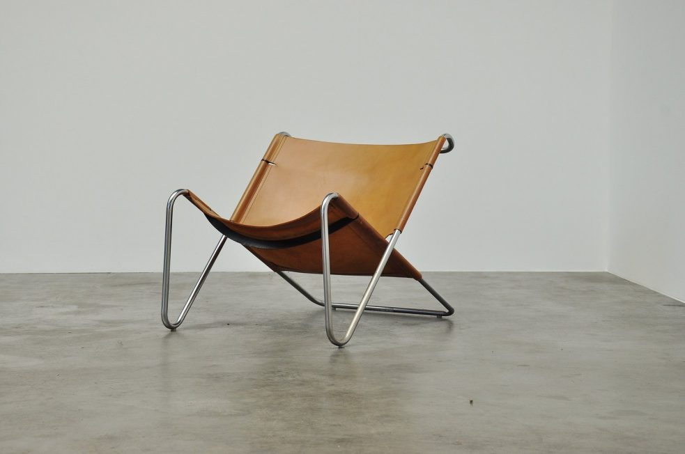 Chan Kwok Hoi lounge chair ZS15 lounge chair 1973