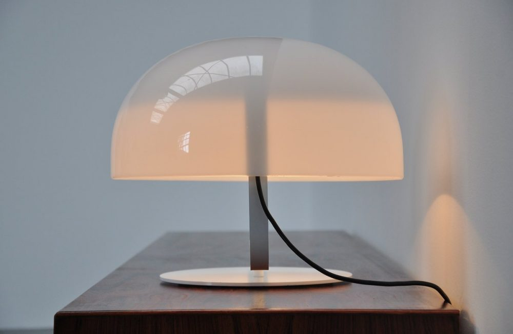 Marco Zanuso Oluce model 275 table lamp 1965