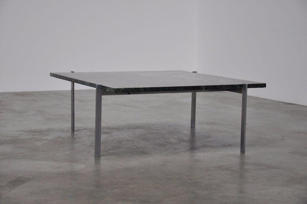 Poul Kjaerholm PK61 Greenland marble table E Kold Christensen 1956