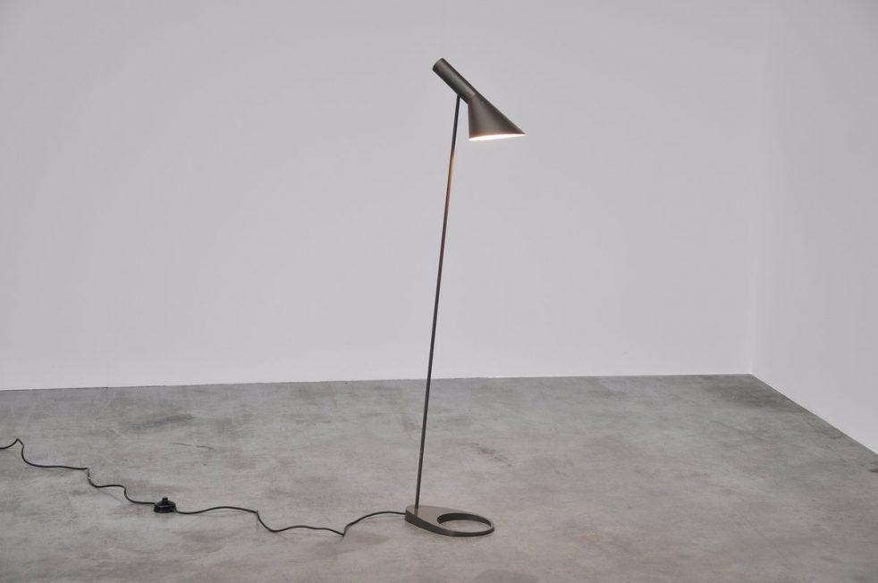 Arne Jacobsen visor Louis Poulsen 1958