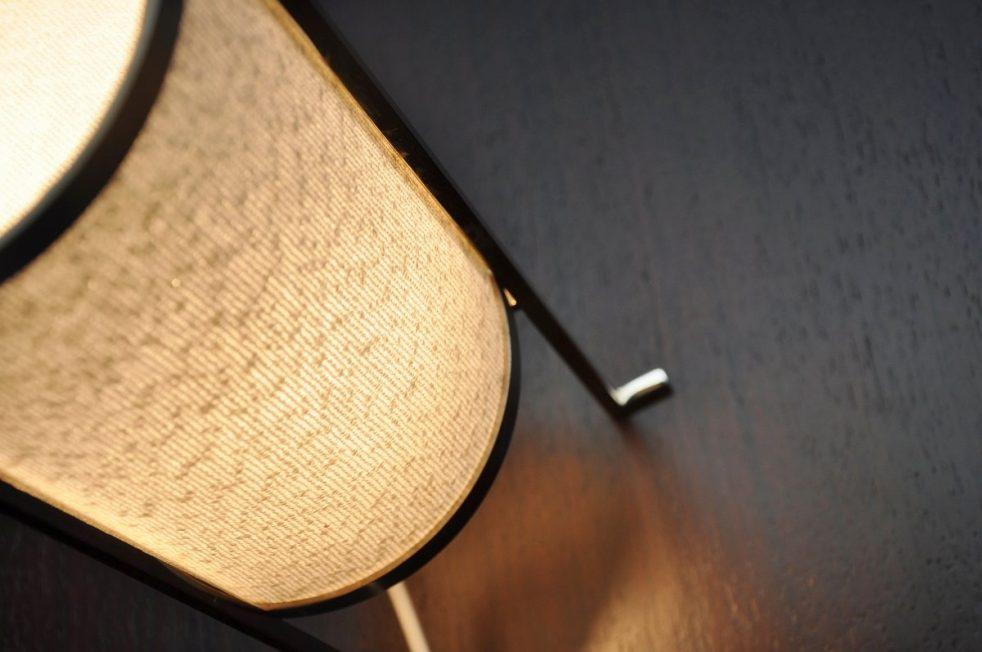 H Fillekes table lamp for Artiforte 1958