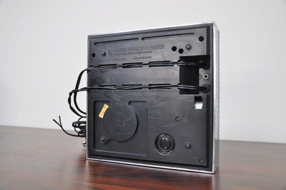 Brionvega FD 1102 radio by Marco Zanuso and Richard Sapper 1969