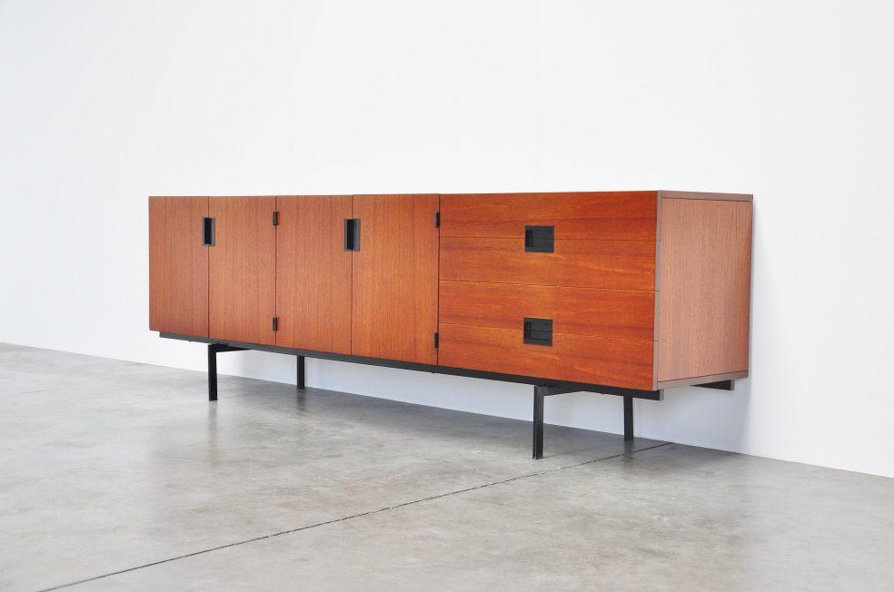 Pastoe DU-03 sideboard by Cees Braakman 1958