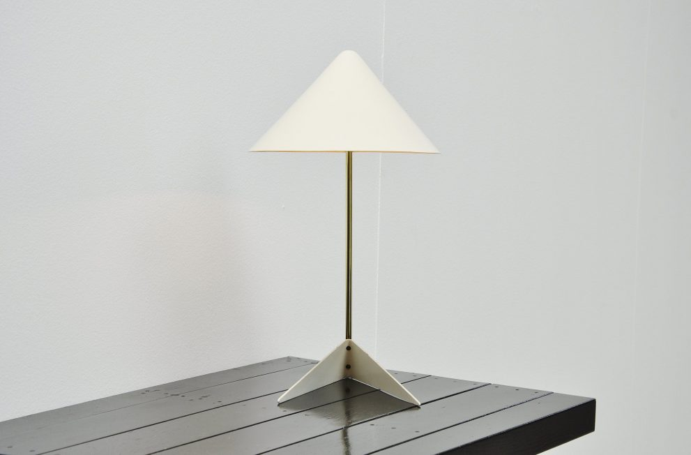 Svend Aage Holm Sorensen desk lamp for Raak 1954
