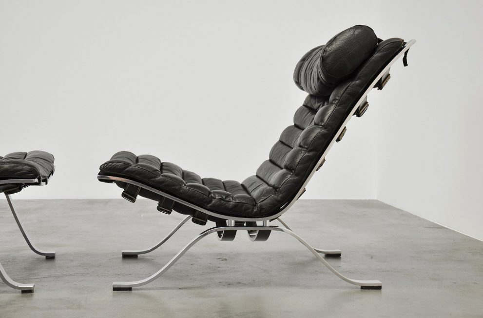 Arne Norell Ari lounge chair Sweden 1966