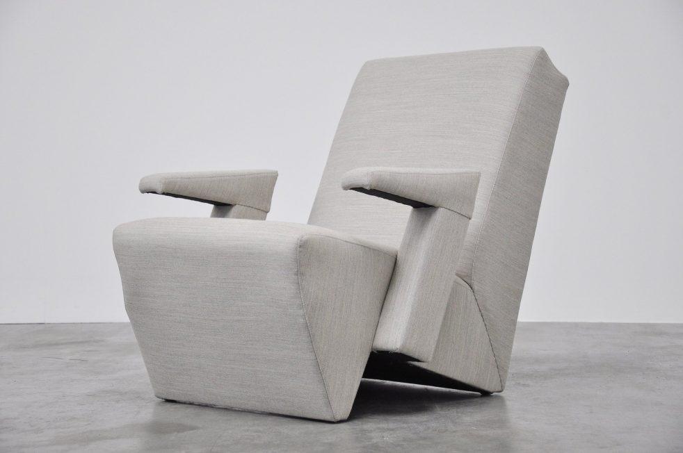 Gerrit Thomas Rietveld Zwaan armchair Artifort 1958