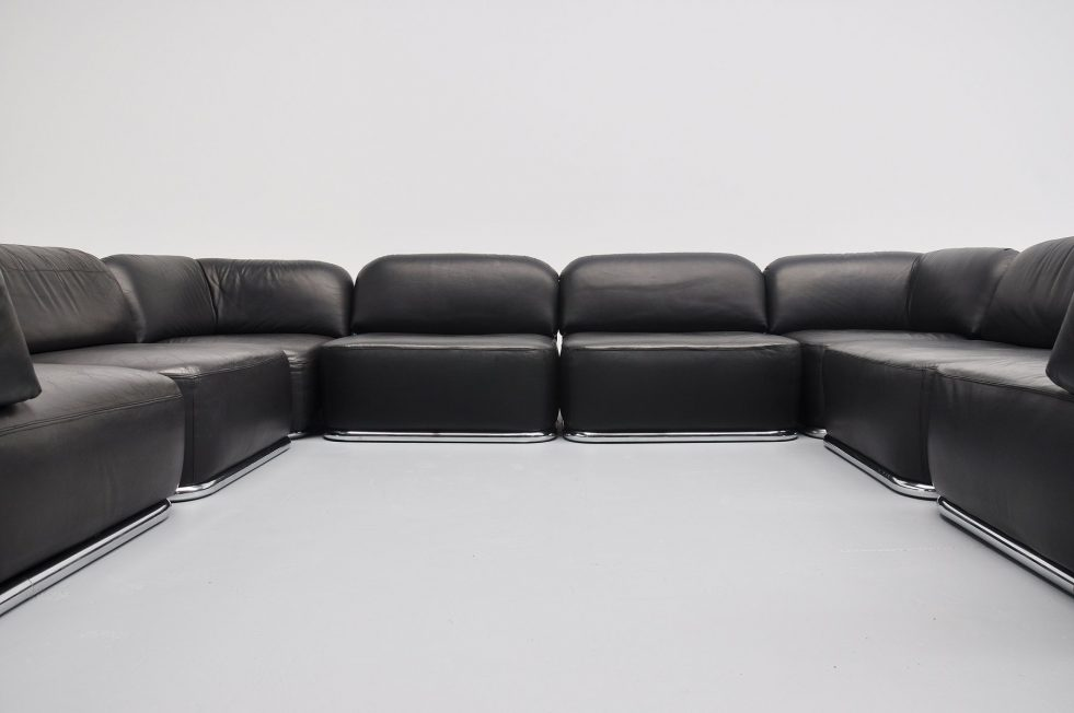 Geoffrey D Harcourt Artifort XL element sofa Holland 1973
