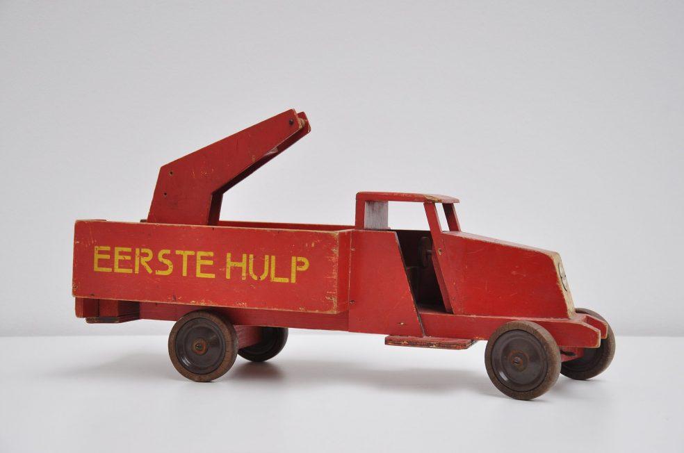 Ado Eerste Hulp tow truck, Ko Verzuu 1939