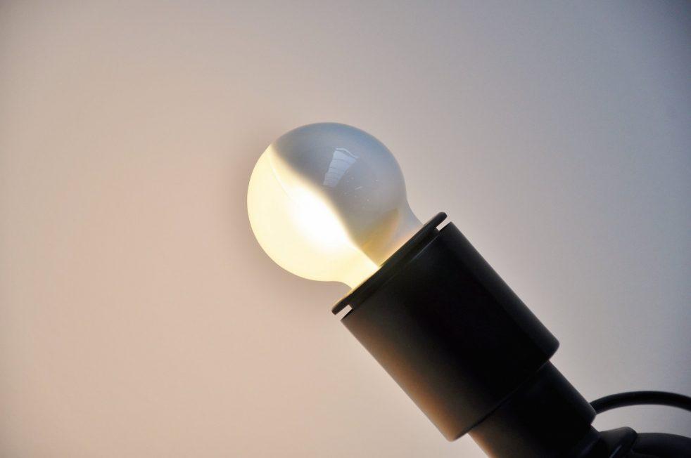 Gino Sarfatti 600G table lamp, Arteluce 1966