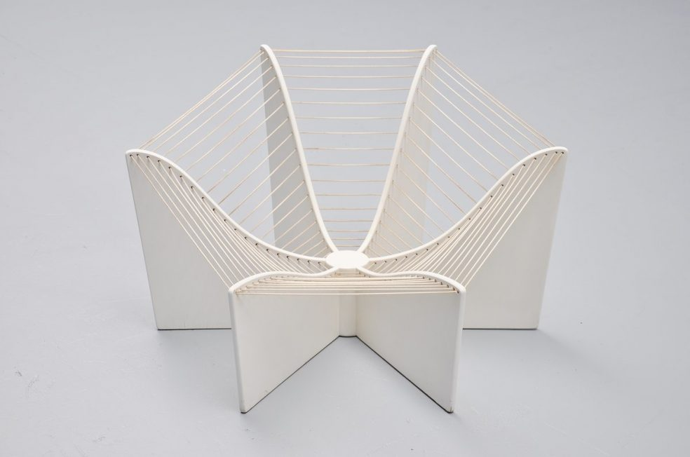 Pierre Paulin 678 Spider lounge chair Artifort 1965