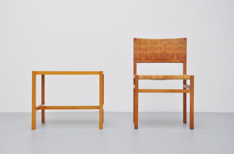 Jaap Penraat dutch modernist table 1960