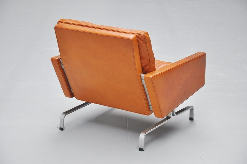 Poul Kjaerholm PK31 chairs for E. Kold Christensen 1958