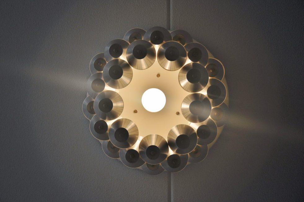 Raak Ludiek ceiling lamp 1960