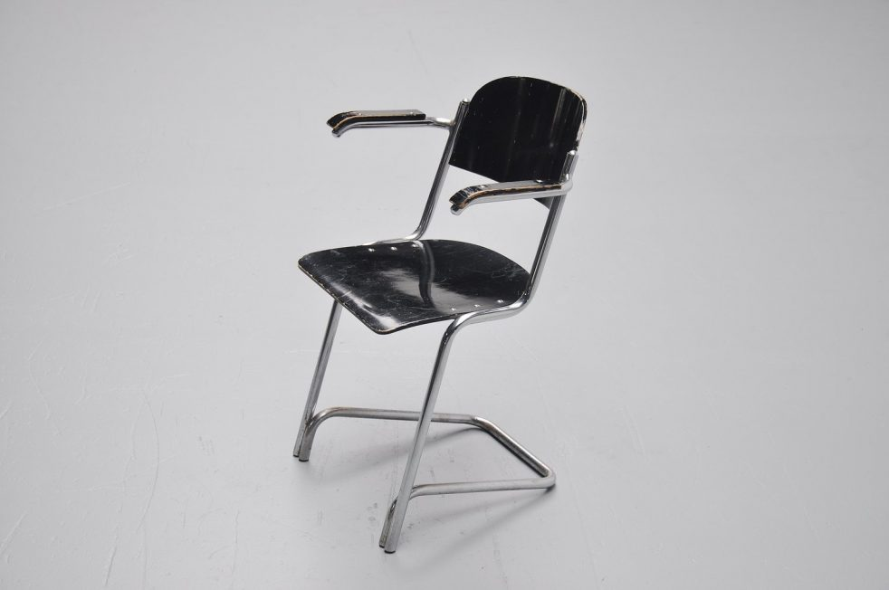 Theo de Wit armchair for EMS Overschie 1930