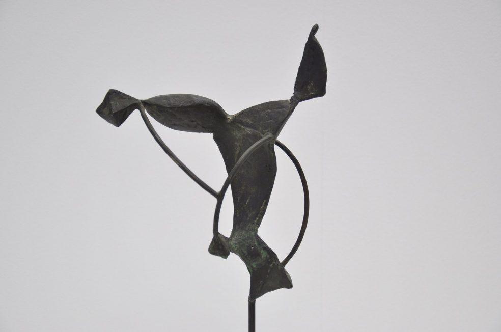 Henri Piot sculptural study, France ca. 1950