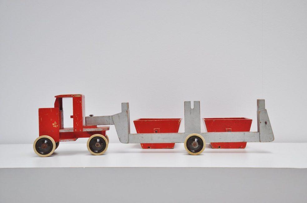 Ado Ko Verzuu truck Model 965. Made in 1939/1940