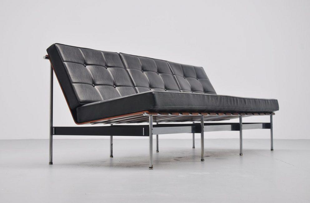 Kho Liang Ie Schiphol.Kho Liang Ie 416 3 Sofa For Artifort Holland 1959 Mid Mod