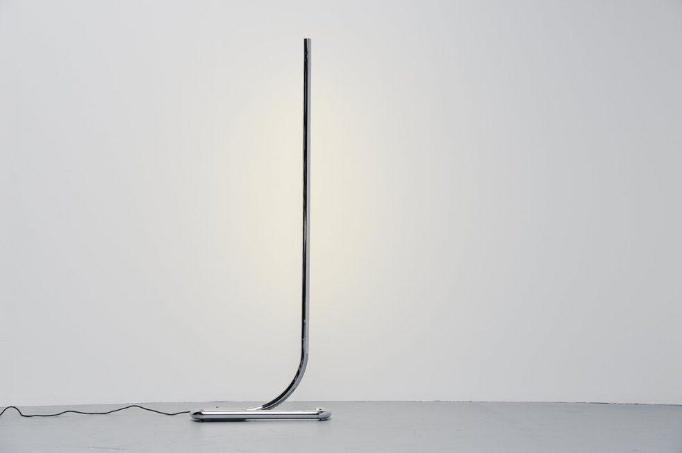 Aldo van den Nieuwelaar TC2 floor lamp Artimeta 1972
