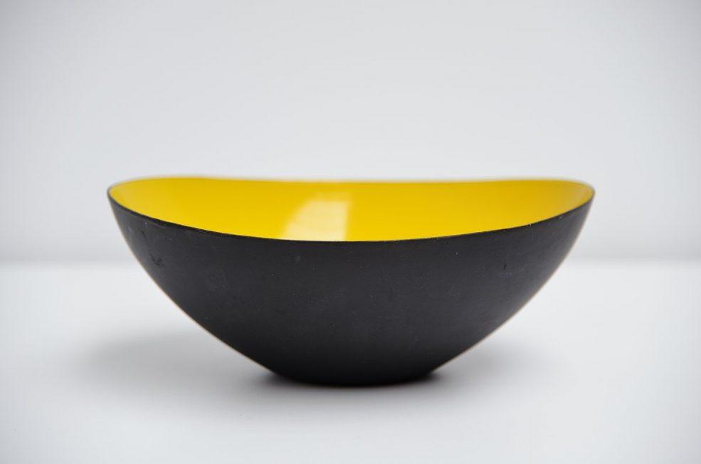 Herbert Krenchel bowl for Krenit Denmark 1954