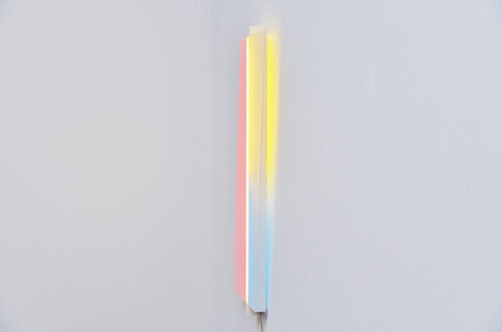 Aldo van den Nieuwelaar N1331 Nila Lights wall lamp 1984