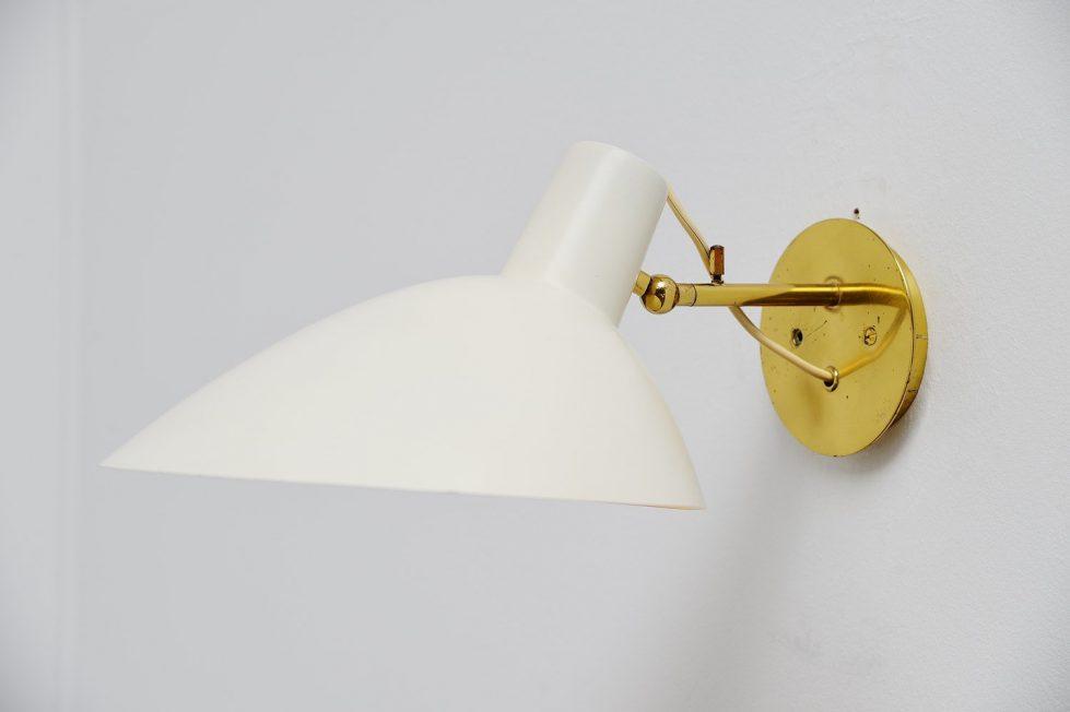 Vittoriano Vigano Mod 2. Sconces for Arteluce 1950