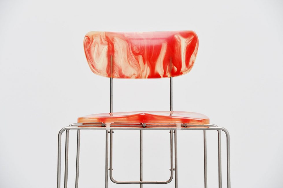 Gaetano Pesce Broadway chair Bernini Italy 1993