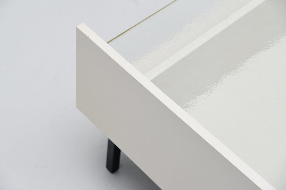 Martin Visser Bakkum coffee table cabinet 't Spectrum 1956