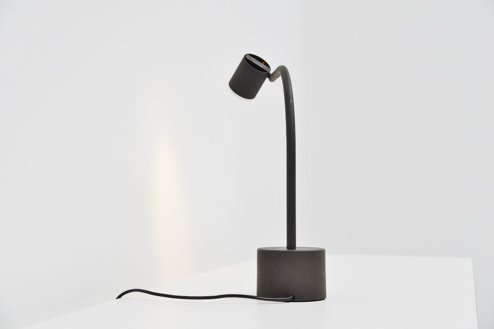Ettore Sottsass Halo Click 2 table lamp for Philips 1988