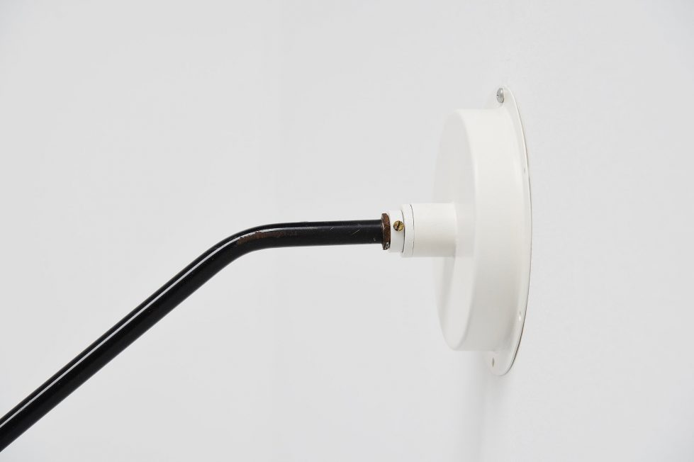 Willem Hagoort wall or ceiling lamp Holland 1955