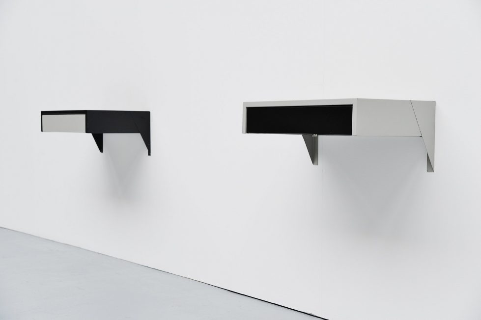 Martin Visser drawer units LE11 't Spectrum 1956