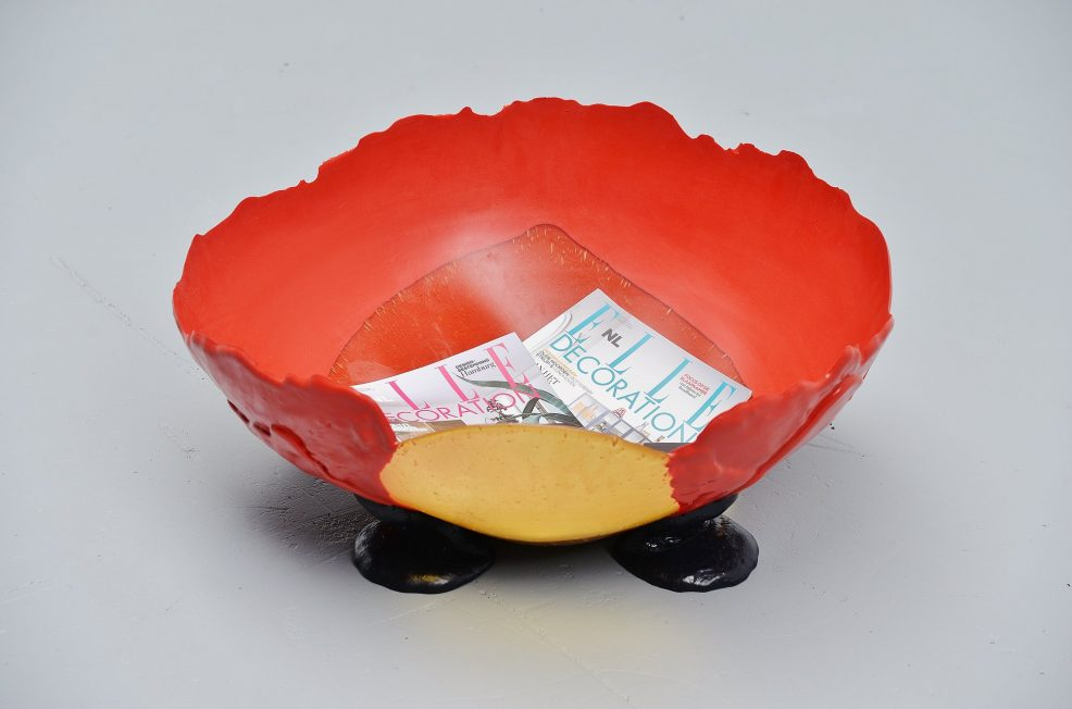 Gaetano Pesce XXL bowl for Fish Design 1999