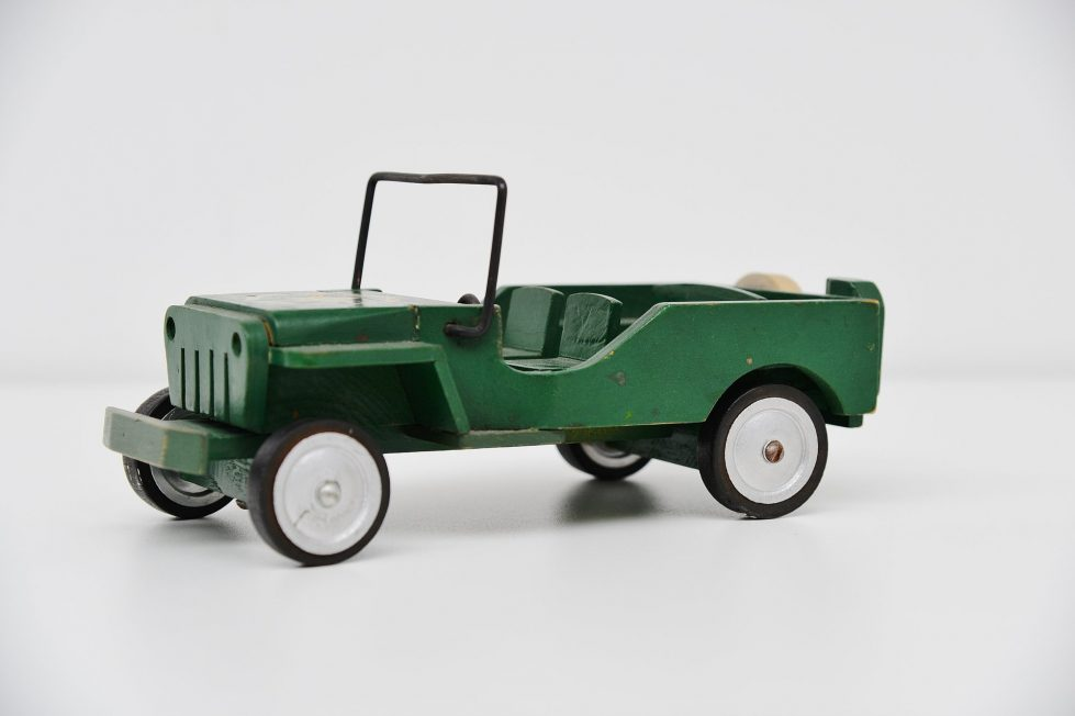 Ko Verzuu Jeep by Ado Holland 1945