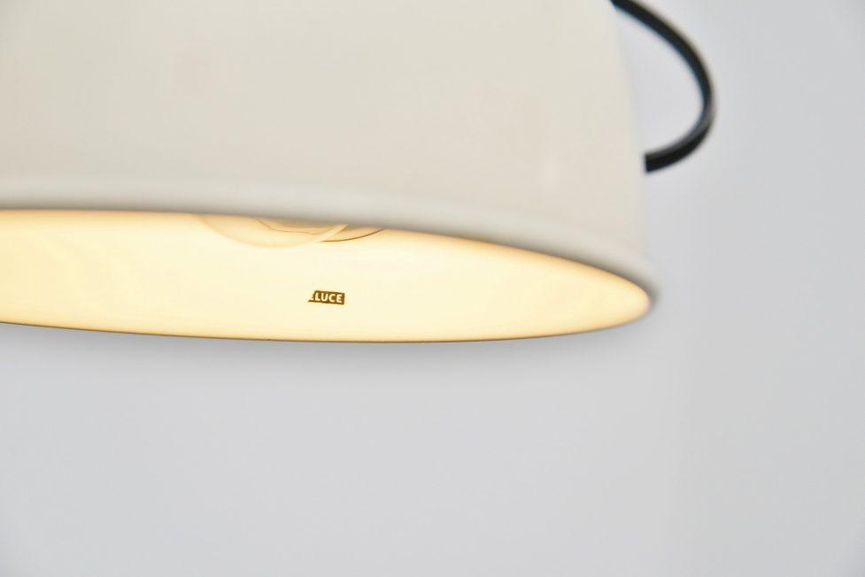 Paolo Rizzatto Arteluce Model 265 wall lamp Italy 1973