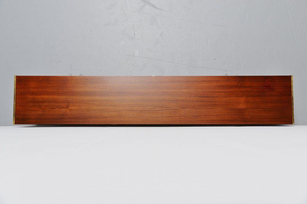 Wim Crouwel lowboard for Fristho Franeker 1950