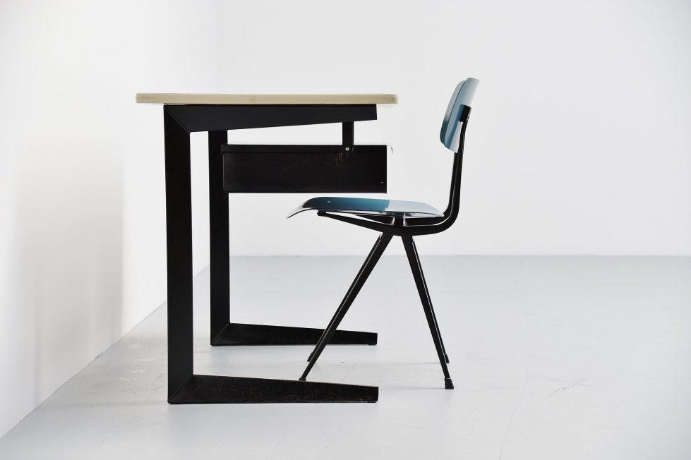 Friso Kramer Result desk, Ahrend de Cirkel 1958