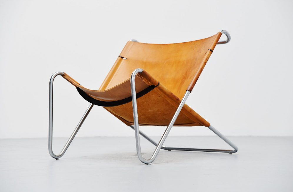 Chan Kwok Hoi SZ15 lounge chair 1973