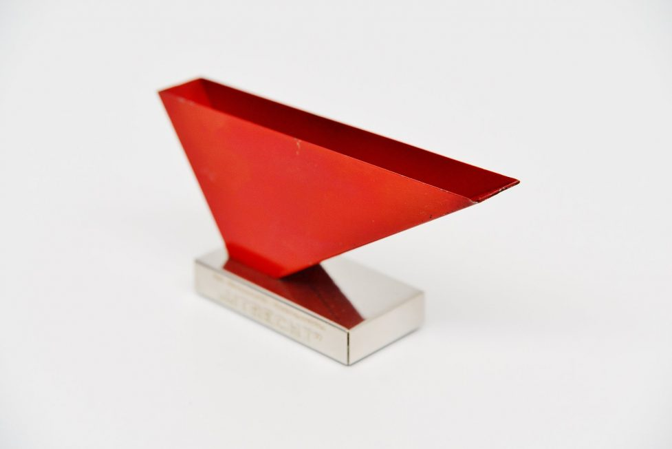 Wim Rietveld NV Utrecht letter holder Holland 1965