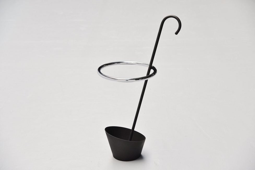 Shiro Kuramata umbrella stand Pastoe Idee 1986