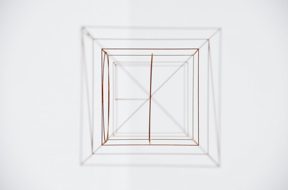 Anne Rose Regenboog cubes Den Haag 2015